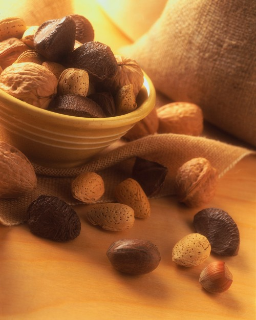 Nuts with more omega-3 fatty acids (compared to omega-6) may be the healthiest