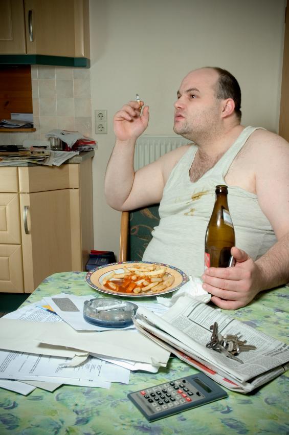 fat man pizza | Advanced Mediterranean Diet