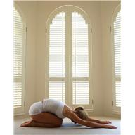 A position you'll see in the Five Tibetan Rituals for prevention and treatment of back pain