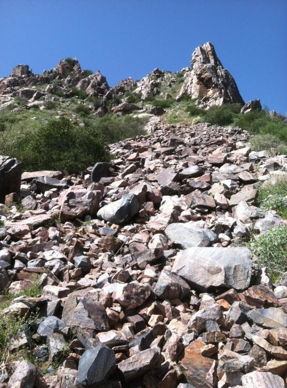 Steve Parker MD, hiking, Arizona, exercise