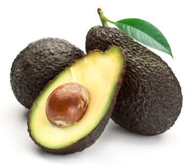 California or Hass avocado
