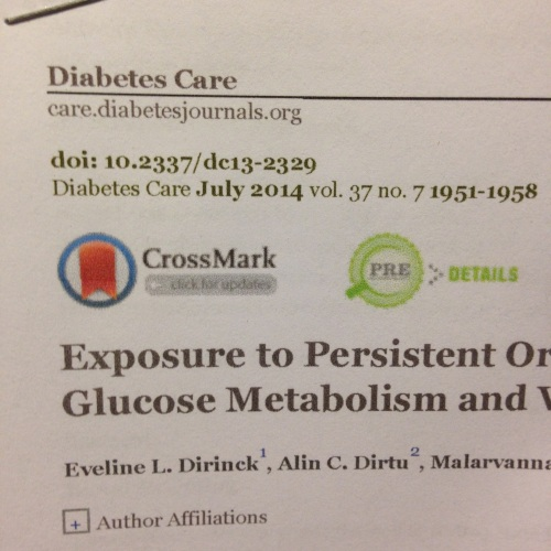 """Diabetes Care"" isn't on Beall's list"