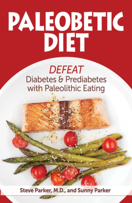 front cover of paleobetic diet
