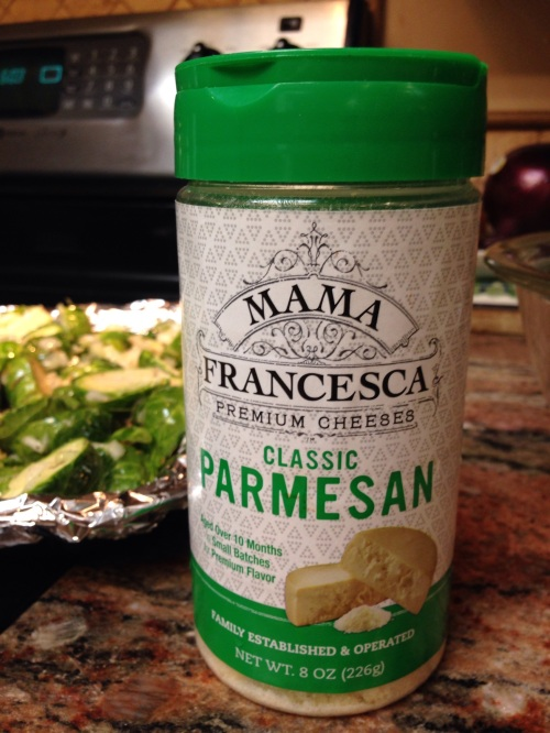 "Not ""real"" Parmesan from Italy. For example, this one contains cellulose ""to prevent caking."""